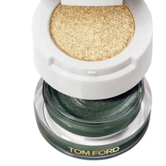 Tom Ford Cream & Powder Eye Color in Emerald Isles
